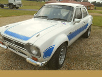 Local classic set for Victorian alpine region's new tarmac rally