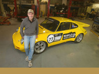 Classic stalwart Broadbent confirms tarmac rally comeback