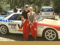 Tasmanian rally duo set for Poatina Hillclimb return